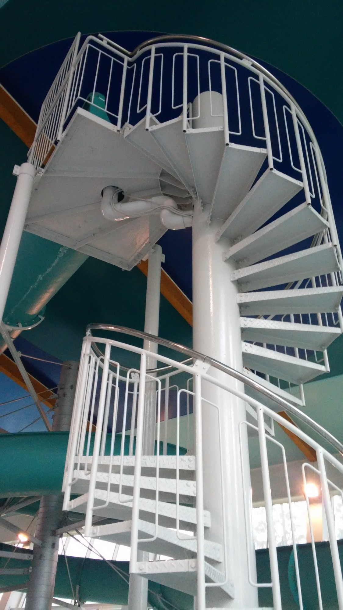 Refurbishment of staircase